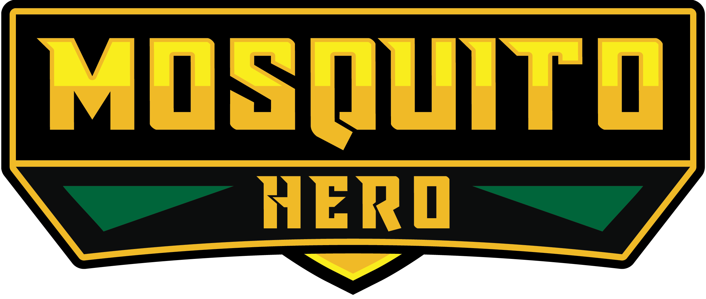 Mosquito Hero Logo - Text Only